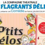 """Théatre : """"Les P'tits Vélos"""" à Argentré les 11 et 12 nov."""